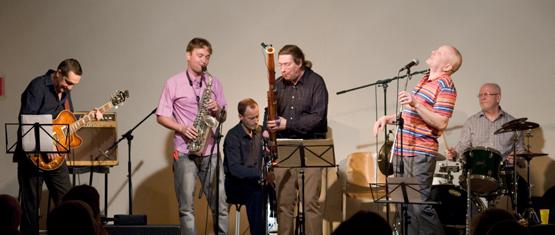 Концерт джазового проекта «Арт-ансамбль»