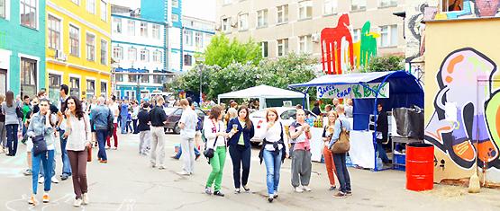 Воронежцы будут перенимать опыт создания арт-кластеров у московских коллег