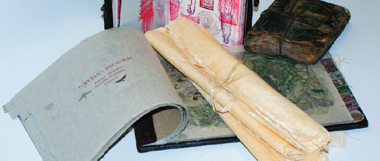 В воронежском университете откроется выставка «Ручная книга»