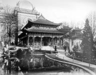 Китайский павильон на Всемирной выставке в Париже