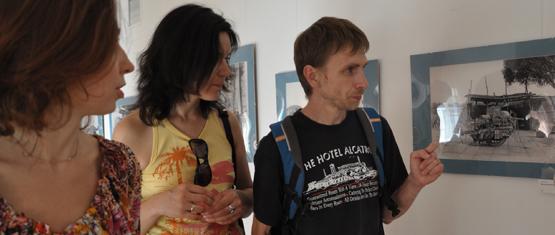 Отчет с выставки Шарля Вапро «Пекин-Амур-Париж» в Воронеже