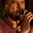 Фотоотчёт с поэтического вечера Андрея Родионова