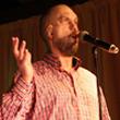 Видеоотчёт с поэтического вечера Андрея Родионова