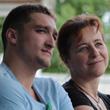 Поэтический вечер Полины Синевой и Родиона Прилепина