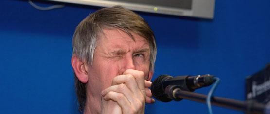 Отчет с концерта Сергея Селюнина (СиЛи) 3 декабря 2008 г. в Воронеже