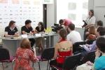 Встреча Жаки Террассона со студентам джазового отделения Воронежского музучилища
