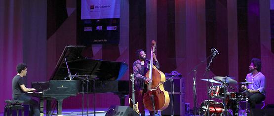 Отчёт с концерта трио Жаки Террассона (Франция)